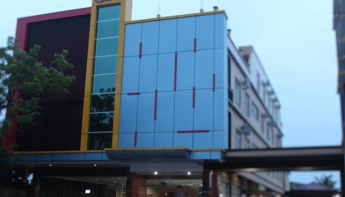 88 Hotel Atjeh Banda Aceh - Eksterior