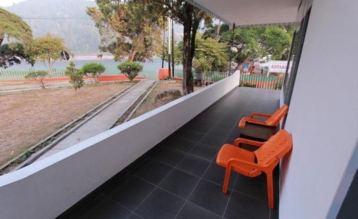 Hotel & Villa Kintamani Sarangan Magetan - Eksterior
