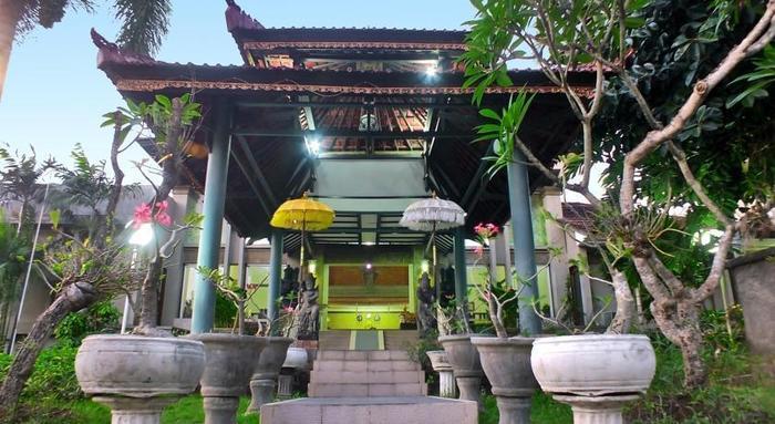 Palm Beach Hotel Kuta  - Tampilan Luar