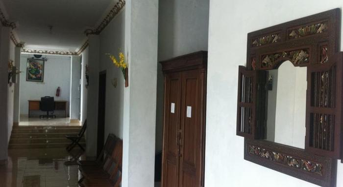 Wijaya Hotel Yogyakarta - Koridor