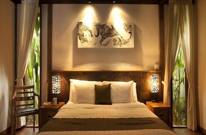 Esterin Villa Bali - Kamar tamu