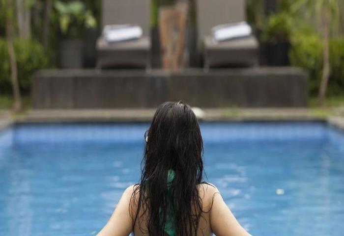Esterin Villa Bali - Kolam Renang