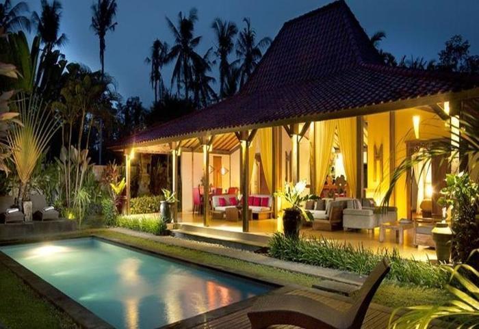 Esterin Villa Bali - Eksterior