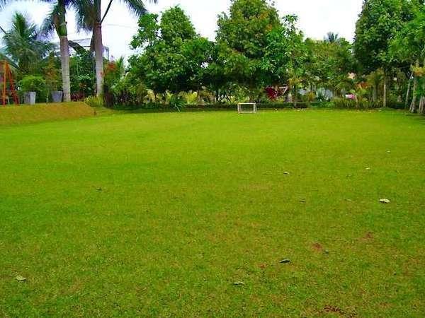 Aquarius Orange Resort Bogor - Lapangan