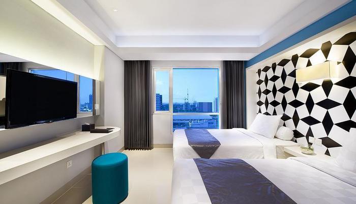 Crown Prince Hotel Surabaya - JADE TWIN ROOM