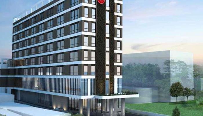 GranDhika Hotel Pemuda Semarang - Bangunan Depan
