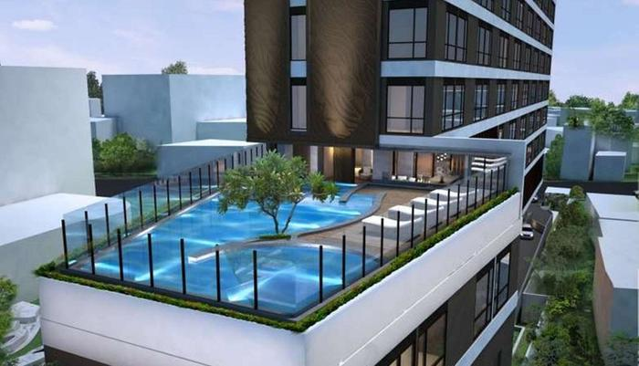 GranDhika Hotel Pemuda Semarang - Kolam Renang
