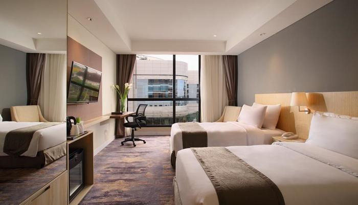 GranDhika Hotel Pemuda Semarang - Deluxe Twin