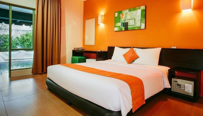 Spazzio Hotel Bali - superior double
