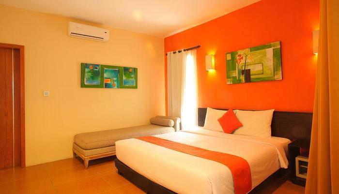 Spazzio Hotel Bali - Deluxe Room