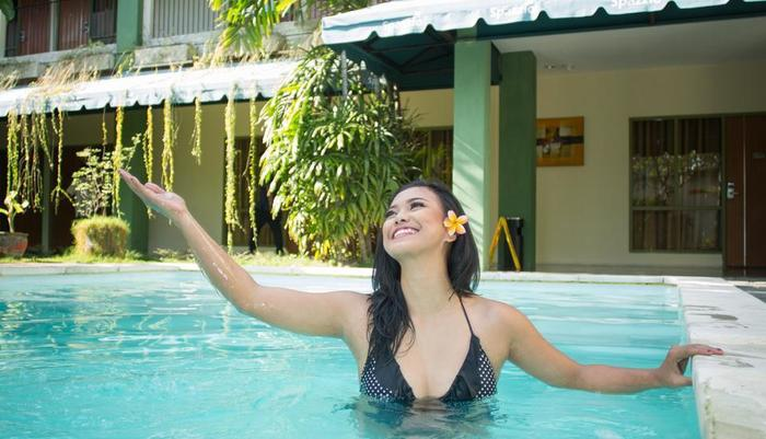 Spazzio Hotel Bali - Swimming Pool 1