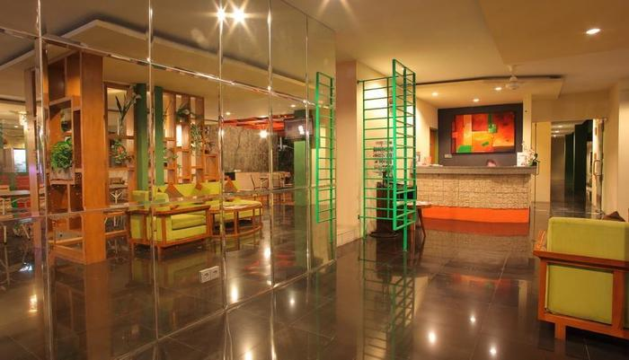 Spazzio Hotel Bali - Lobi 2