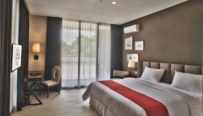 Royal Padjadjaran Hotel Bogor - Tempat tidur single