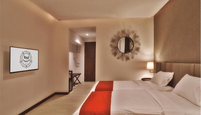 Royal Padjadjaran Hotel Bogor - Kamar Twin