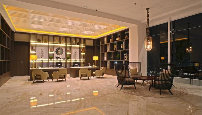 Royal Padjadjaran Hotel Bogor - Area lobi