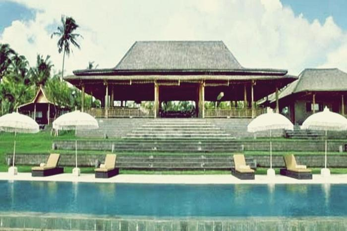 Tangguntiti Villas Bali - Tampilan Luar Villa