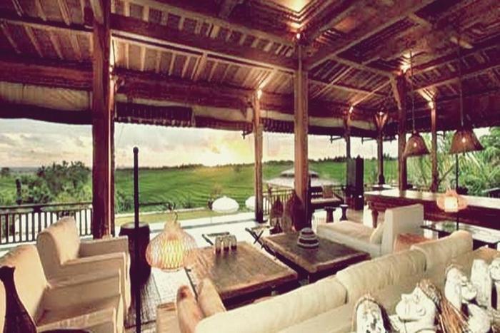 Tangguntiti Villas Bali - Ruang Makan