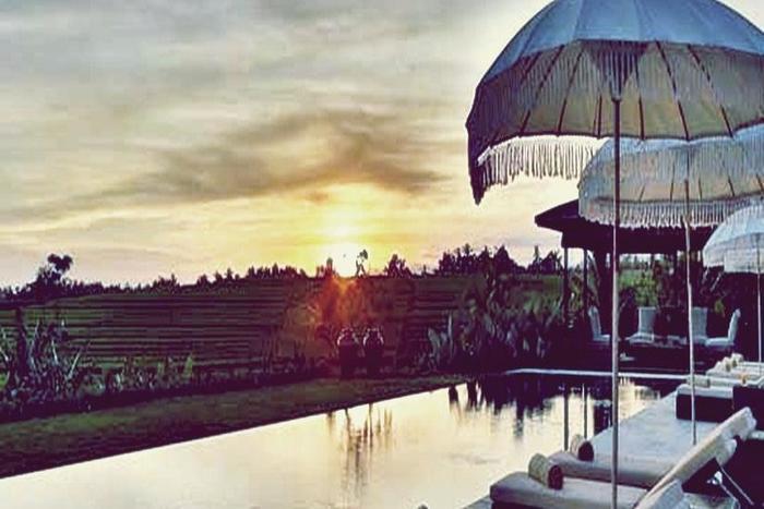 Tangguntiti Villas Bali - Pemandangan