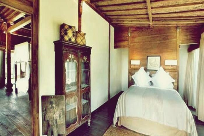 Tangguntiti Villas Bali - Kamar Tamu