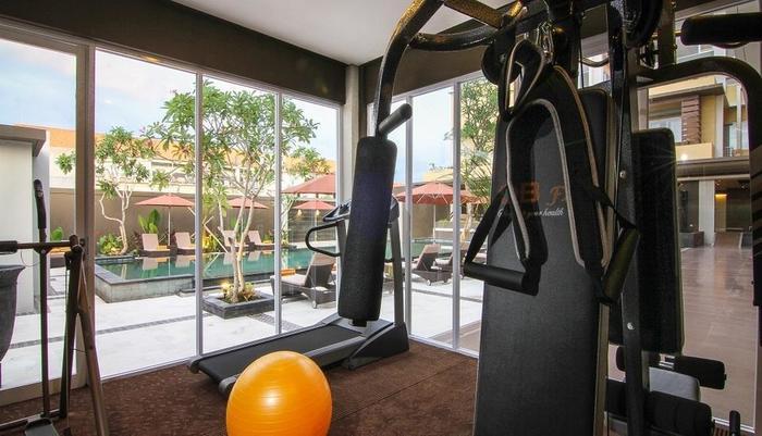 The Kana Kuta Hotel Bali - Gym
