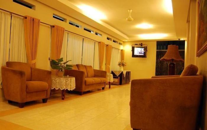 NIDA Rooms Alang Laweh 15 Padang - Ruang tamu