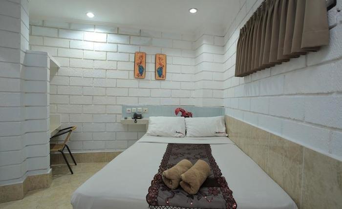 RedDoorz @Lebak Bene Kuta - Bedroom