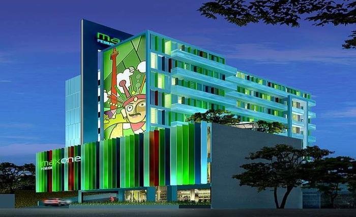 MaxOneHotels at Pemuda Jakarta - Tampilan Luar Hotel