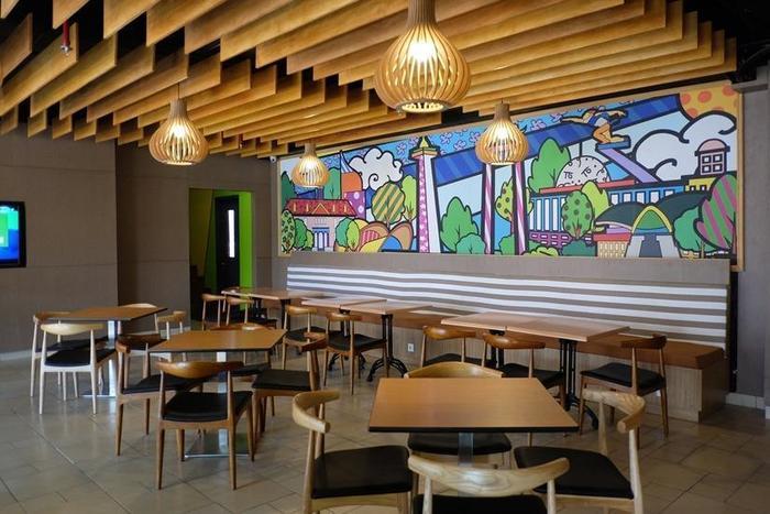 MaxOneHotels at Pemuda Jakarta - Restoran