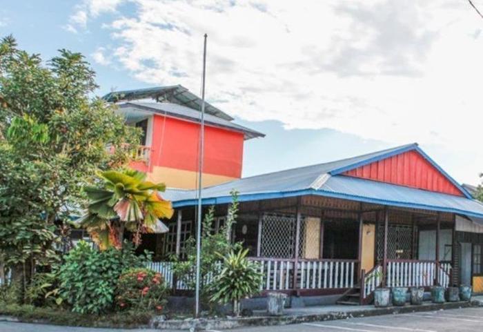 Kolongan Beach Hotel Manado - pemandangan