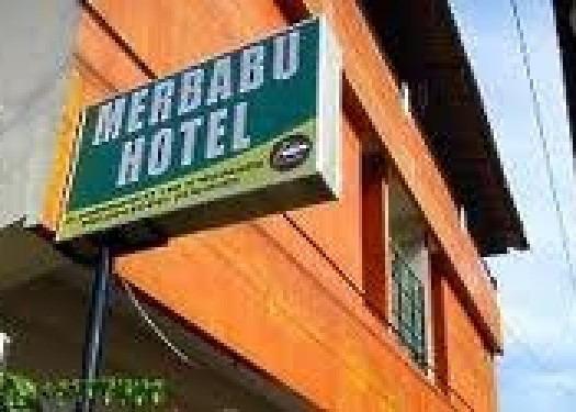Merbabu Hotel Yogyakarta - bangunan