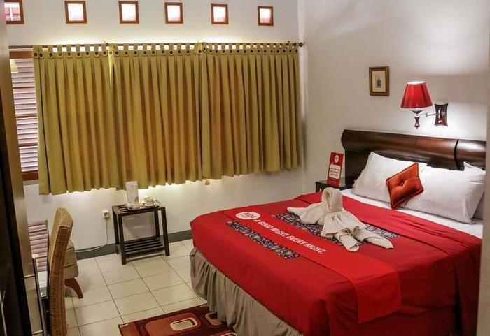NIDA Rooms Bandung Setra Sari Kulon Sukasari - Kamar tamu