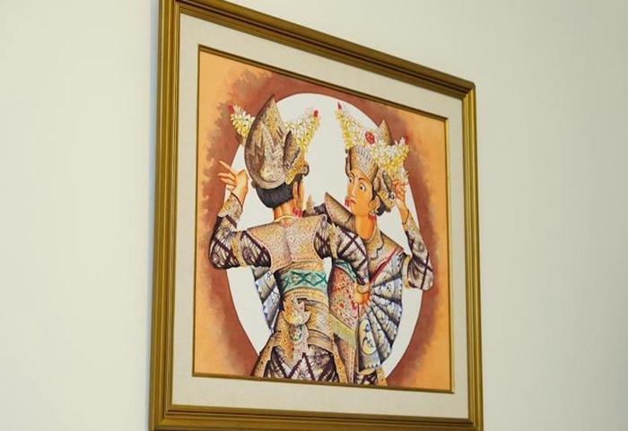Safira Residence Bali - Lukisan