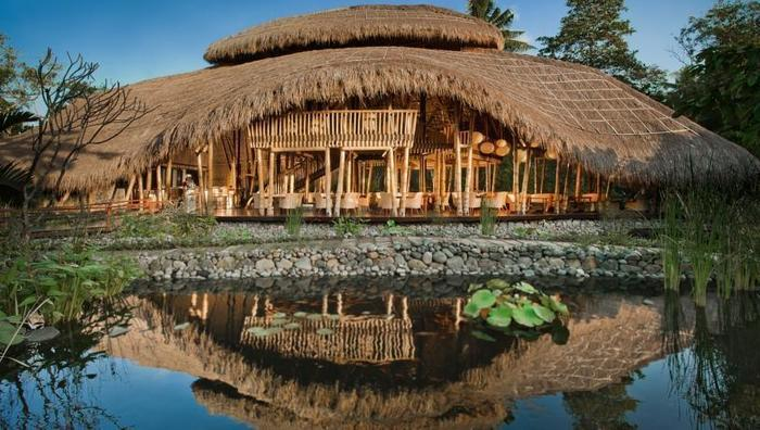 Fivelements Puri Ahimsa Bali - Tampilan Luar