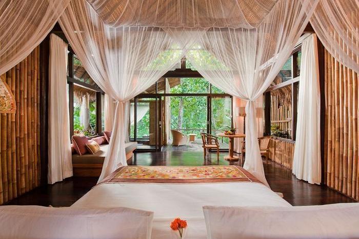 Fivelements Puri Ahimsa Bali - Kamar Tamu