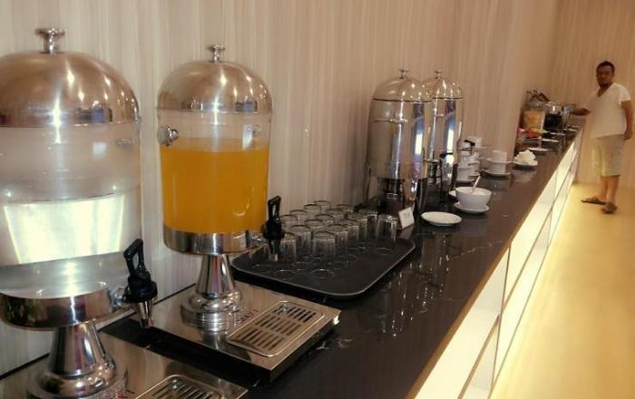 Citismart Bidadari Hotel Pekanbaru - minuman