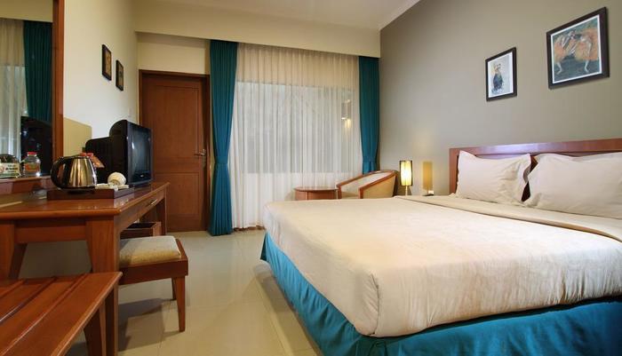 Sakanti City Hotel Yogyakarta - Superior Room