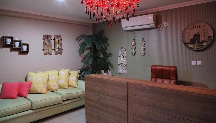 Elliottii Residence Cipete Jakarta - lobi