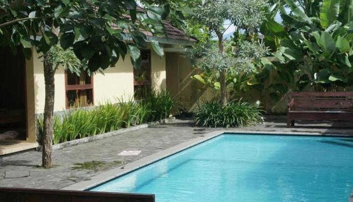 Rumah Teras Yogyakarta - Kolam Renang
