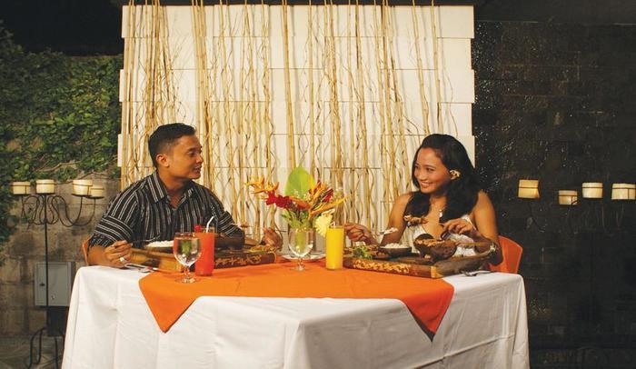 Grand Sinar Indah Bali - Sarapan Pasangan