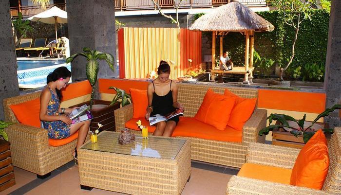 Grand Sinar Indah Bali - Lounge lobi