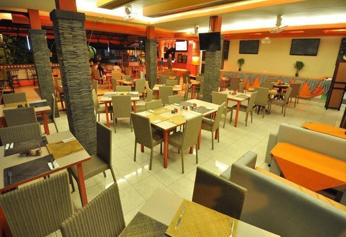 Grand Sinar Indah Bali - Restaurant Olip's