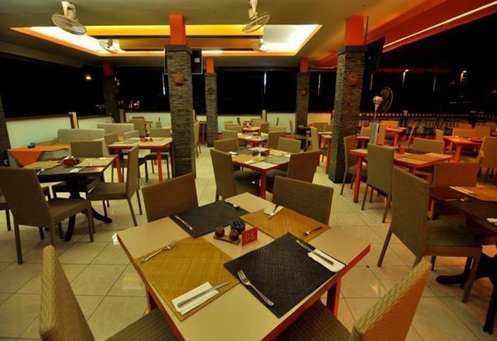 Grand Sinar Indah Bali - Restoran pagi