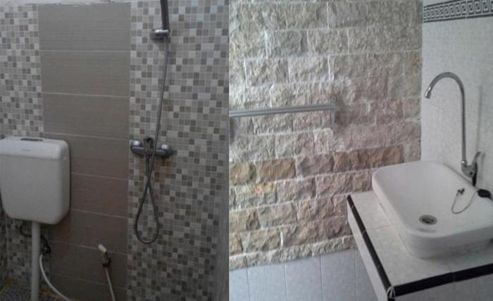Raya Resort Hotel Kediri - Kamar mandi