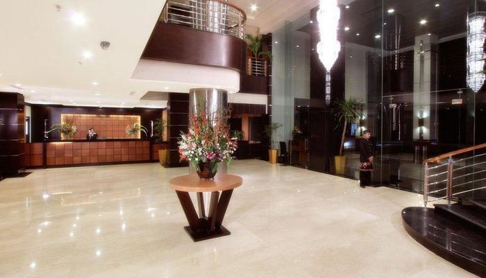 Hotel Orchardz Pontianak - (14/Mar/2014)
