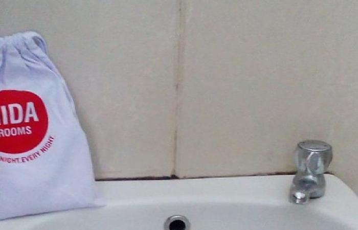 NIDA Rooms Cianjur Kampung Babakan Tangkil - wastafel