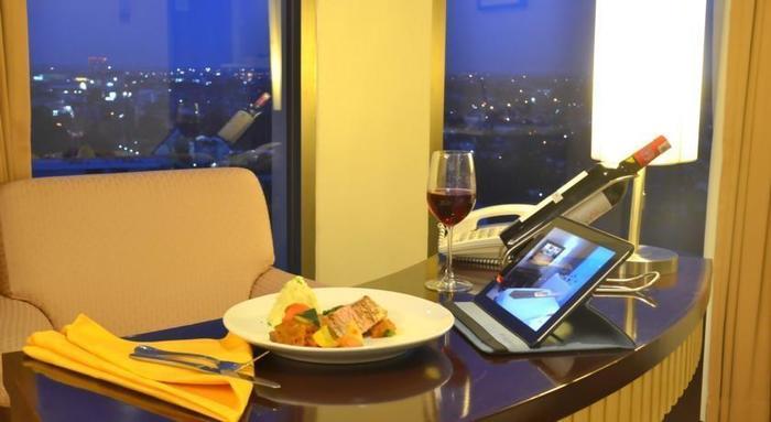 Hotel Aryaduta Palembang - Executive Lounge