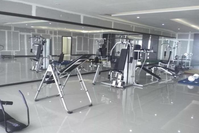 City Hotel Tasikmalaya - Area kebugaran