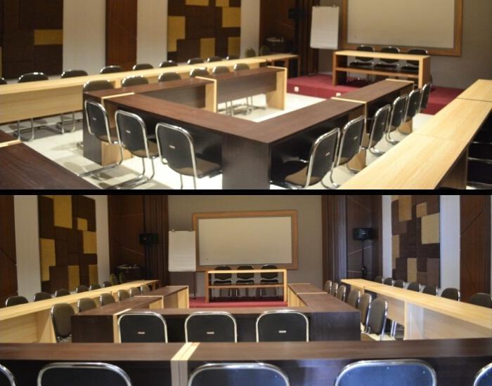 """City Hotel Tasikmalaya - ruang meeting """"pamayang"""""""