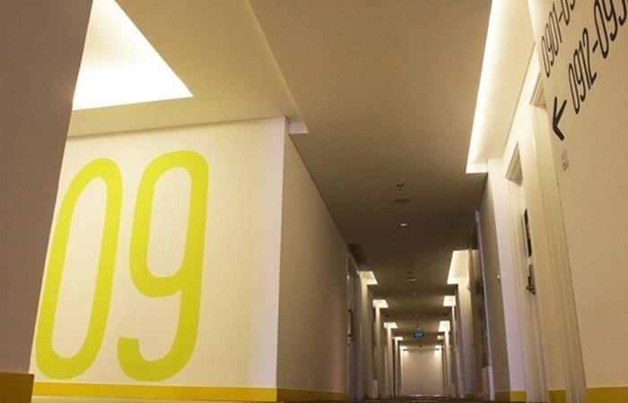 Yello Hotel Harmoni Jakarta - Koridor