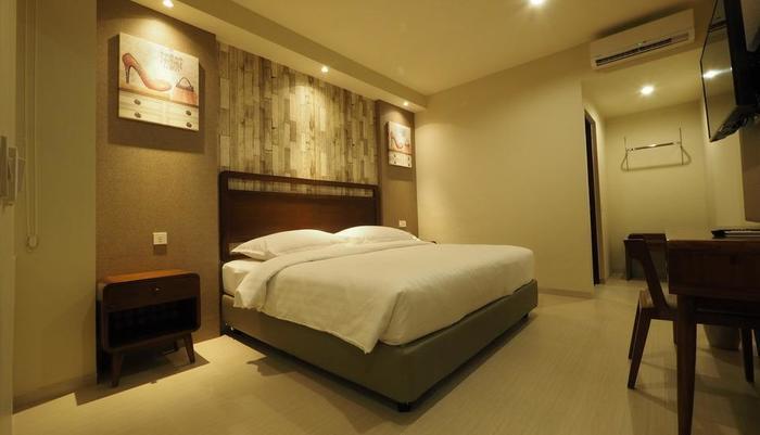 De Boutique Style Hotel Malang - Kamar Superior